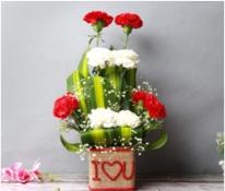 Karwa Chauth Flowers